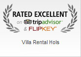 Rated Excellent Trip advisor