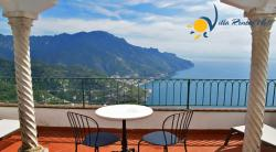 Holiday Apartment in Ravello - Amalfi Coast - 3 Bedrooms - Sleeps 5 - Sea View, Terrace