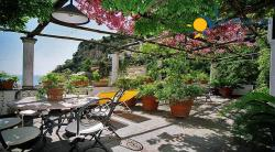Luxury Villa to rent for holiday in Positano, Amalfi Coast - Sleep 6+1, 3 bedroom, terrace and sea view