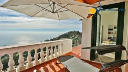 Ravello, holiday apartment in Amalfi coast - 2 Bedrooms - Sleeps 4 Sea View, Large Balcony