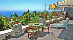 Holiday House in Scala, Ravello  - Amalfi Coast, Italy - 2 Bedrooms - Sleeps 3 - Sea View, Terrace.