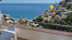 Holiday Apartment to rent in Positano - 1 Bedroom - Sleeps 2+2 - Sea View, Terrace near bus stop and shops
