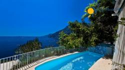 Luxury Villa to rent in Positano - Amalfi Coast - 5 Bedrooms + Independent annex - Sleeps 12 - Sea View, Terrace and Pool
